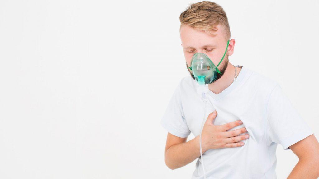 Complicación respiratoria